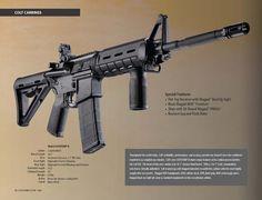 Colt Model LE6920MP-B 5.56 Cal