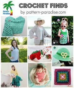 Crochet Finds – 6-15-15