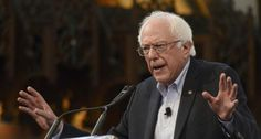 Bernie Sanders: Defense Contractors Make A Killing While Military Families Are On Food Stamps!