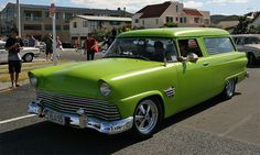 The car of my childhood  only in light blue - a 1955 Ford ranch wagon light blue  and it was HUGE - Google Search