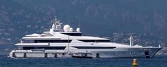 "Breathtaking New Video Of Oceanco's 80M Mega Yacht ""STARGATE"" Underway!"