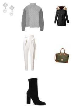 """Untitled #45"" by egracelett-i on Polyvore featuring STELLA McCARTNEY, Delpozo, Alexander Wang, Dooney & Bourke and Nadri"