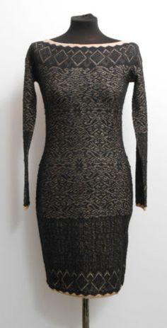 LIU JO ABITO/MAGLIA DRESS C6323 MA724 €195