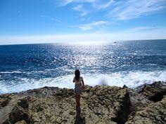 Arpenter le sentier littoral de St Jean Cap Ferrat