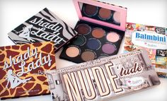 theBalm Cosmetics Palettes – Online Deal  theBalm Cosmetics Palettes (Up to 53% Off). Five Options Available.