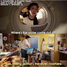 thats the dryer Tv Funny, Funny Puns, Hilarious, Sheldon Quotes, Big Bang Theory Funny, The Big Band Theory, Comedy Central, Best Shows Ever, Bigbang