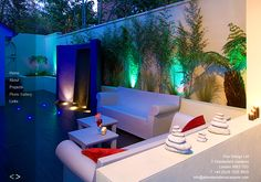 landscape design architecture in Europe Outdoor Spaces, Outdoor Living, Outdoor Decor, Small Gardens, Outdoor Gardens, Terrasse Design, London Garden, Landscape Architecture Design, Romantic Cottage