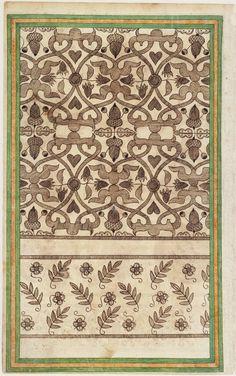Thomas Trevelyon Miscellany 1608.