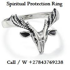 Sterling Stag Ring - New Age, Spiritual Gifts, Yoga, Wicca .