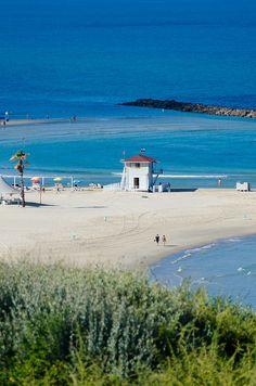 The beach in Netanya, Israel. http://www.flickr.com/photos/kruijffjes/5759328010/in/set-72157626680051477
