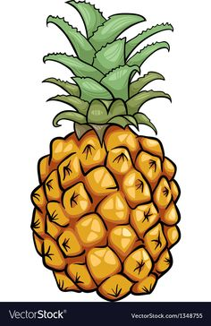 Find Cartoon Illustration Pineapple Fruit Food Object stock images in HD and millions of other royalty-free stock photos, illustrations and vectors in the Shutterstock collection. Thousands of new, high-quality pictures added every day. Cartoon Pineapple, Pineapple Drawing, Fruit Cartoon, Pineapple Fruit, Pineapple Illustration, Fruit Nail Designs, Healthy And Unhealthy Food, Apple Picture, Graffiti Doodles