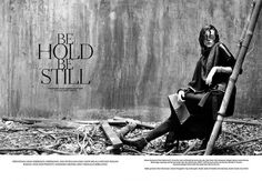 Be Hold Be Still by Advan Matthew for Amica