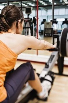 The Best Rowing Machine Workout