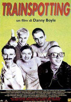 Trainspotting, scheda del film di Danny Boyle con Ewan McGregor e Robert Carlyle, leggi la trama e la recensione, guarda il trailer, scopri la programmazione del film