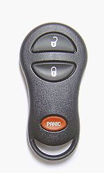 Keyless Entry Remote Fob Clicker for 2003 Dodge Ram Pickup With Do-It-Yourself Programming (Requires 1 working remote) by Dodge. $23.75. Price INCLUDES programming instructions for training the vehicle to recognize the remote. This remote will only operate on vehicles already equipped with a keyless entry system.