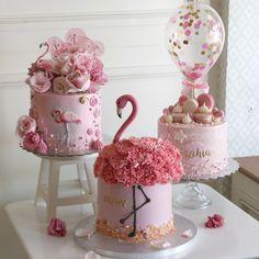 Elegant Birthday Cakes, Beautiful Birthday Cakes, Elegant Cakes, Gorgeous Cakes, Pretty Cakes, Elegant Desserts, Easy Desserts, Bithday Cake, Birthday Cake Girls