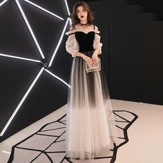 Load image into Gallery viewer, Spaghetti Strap V-neck Wine Red Evening Dress Velour Tulle Party Long Dress-evening Dresses Grey Evening Dresses, Dresses Elegant, Pretty Dresses, Sexy Dresses, Fashion Dresses, Prom Dresses, Long Dresses, Dress Long, Wedding Dresses