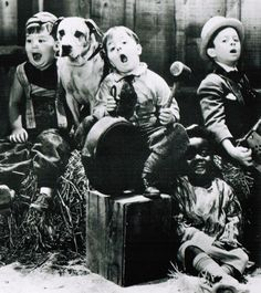 LITTLE  RASCALS - A favorite of all kids between 8 -12 considering the Little Rascals were between 8-12 years old in the late 1930's!!