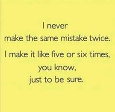 #lifelessons #mistakes #life