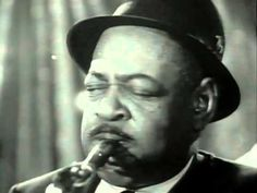 Coleman Hawkins -let's do a little Lover Man - Afro, Coleman Hawkins, Bbc Tv Shows, Jazz Artists, A Thousand Years, Jazz Blues, Rock, Moonlight, Boards