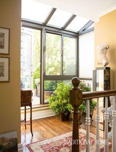Tim Gunn S New York Apartment And Terrace Garden