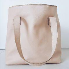 Eunoia shopper bag. Leather. Ultra light. High quality. Limited edition. Olitta Studio.  We love..do u ?