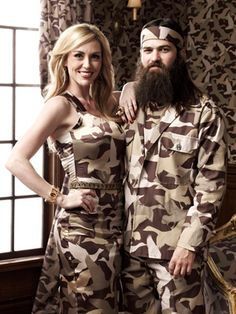 'Duck Dynasty's Jessica Robertson Addresses Concerns about Patriarch Phil, Christianity on TV, and Being Labeled a Submissive Wife Robertson Family, Phil Robertson, Duck Dynasty Beards, Jep And Jessica, Duck Dynasty Family, Miss Kays, Submissive Wife, Duck Commander, Quack Quack