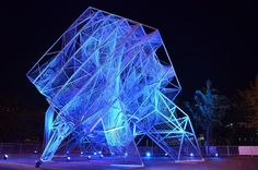 The Cube, 2013 Beijing Biennale by Oyler Wu Collaborative