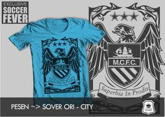 "Kaos CITY ""SUPERBIA IN PRODIS"" [READY STOCK] Sablon   : Hitam Soft Rubber twitter : @BolaBolatshirt"