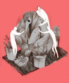 James Fenner Illustration