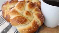 no - Finn noe godt å spise Norwegian Food, Candy Recipes, Bread Baking, Bread Recipes, Baked Goods, Sweet Treats, Good Food, Homemade, Cooking