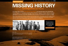 Missing History- Residential Schools in Canada Native Canadian, Canadian History, Native American History, Indigenous People Of Canada, Indian Residential Schools, Indigenous Education, Boarding Schools, Teaching French, First Contact