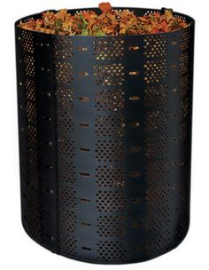 Alcoa Presto Products GeoBin Compost Hoop Bin: For Municipalities, Educational Facilities and Institutions
