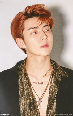 Oh Sehun Love shot