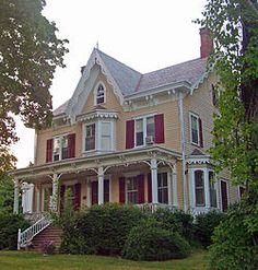 Rose House - Stony Point, NY