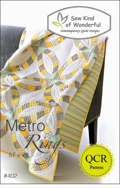 Metro Rings tut for squaring up blocks. Sew Kind Of Wonderful: Tuesday Tips!