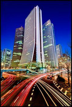 Shinjuku Junction, Tokyo, Japan