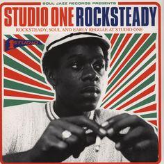 Studio One Rocksteady - Rocksteady, Soul and Early Reggae At Studio One Soul Jazz Records Soul Jazz, Lp Vinyl, Vinyl Records, Alton Ellis, Supernatural, Jamaican Music, Pochette Album, Branding, Reggae Music