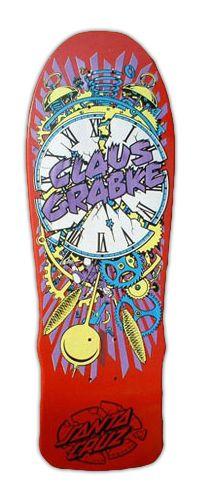 Baas interactive | 30 old-school skateboard graphics