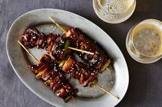 Negima Yakitori , a recipe on Food52