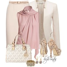 Business Attire by high-uintas on Polyvore featuring Emilio Pucci, Forever New, Lanvin, Wallis, MICHAEL Michael Kors, Accessorize, Sence Copenhagen and Ted Baker