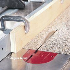 No-Snag Cuts in Thin Stock