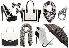 Fashion trend: Monochrome