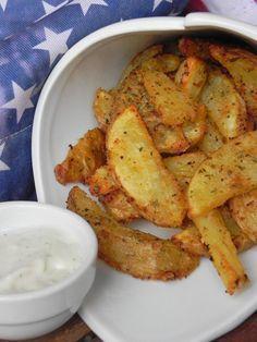 Gajos de patatas de luxe (como las de McDonald's pero casera)   CocotteMinute
