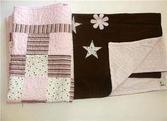 Amazing Nursery set, pink and brown, Look!