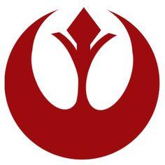 Symbols Star Wars And War On Pinterest