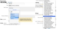 #Google Analytics will roll out multi-currency #e-commerce support over the next few weeks.