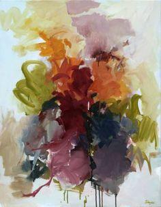 """Saatchi Art Artist Thomas Steyer; Painting, """"Autumn Rain"""" #art"""