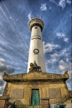 Egmont Aan Zee, Van Speyk Lighthouse, Netherlands