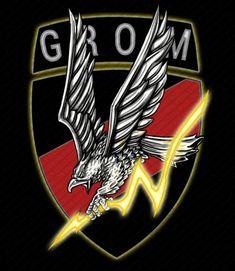 Polish Grom | GROM Polish Special Forces Shirts Designed By Vision-Strike-Wear.Com ...